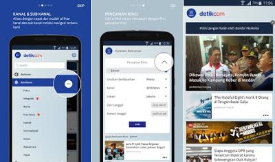 Detikcom - Portal Berita Online Indonesia