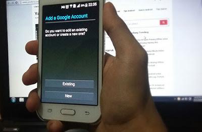 Menambah Gmail Baru di Android
