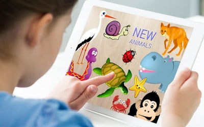 Animals Puzzle For Kids