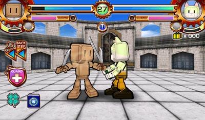 Battle Robot!