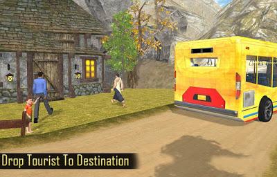 Offroad Tourist Bus Driver
