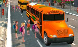 SMA Bus Driving 3D
