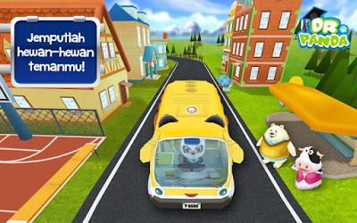 Supir Bus Dr. Panda