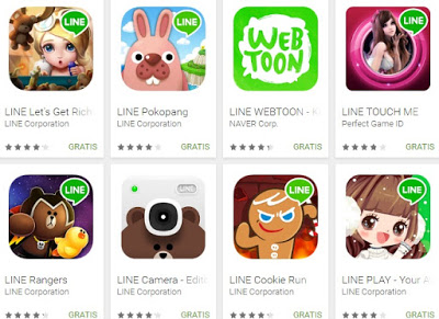 LINE Games Series