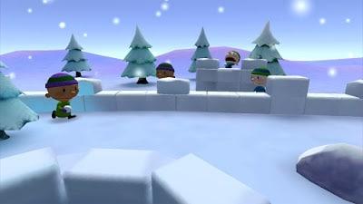 Snow Strike VR