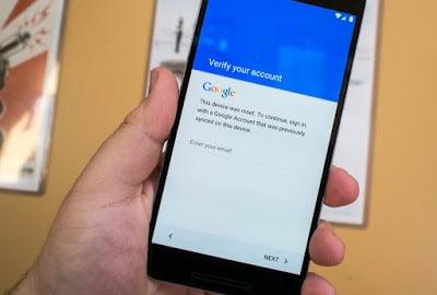 Bypass Verifikasi Akun Google Android Samsung