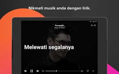 Musixmatch - Lyrics & Music Android