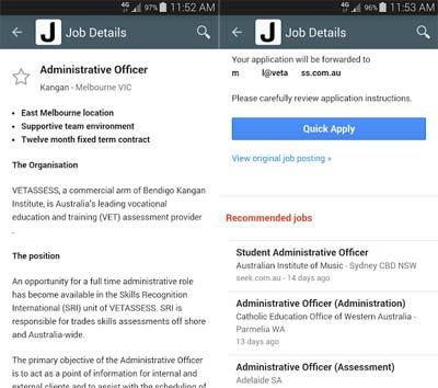 Jora Job Search