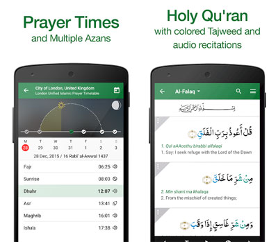Muslim Pro: Prayer Times Quran