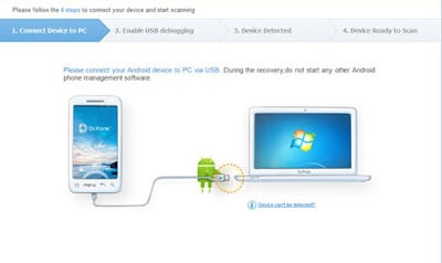 Android Connect To PC