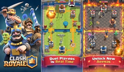 Clash Royale - Online Strategy Game