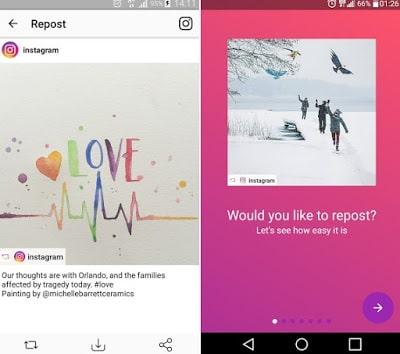 Rensta: Instagram Repost App