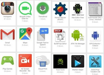 Pasar Malam (Android Market)