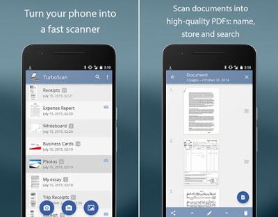 TurboScan: Document Scanner