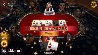 Zynga Poker Play Store