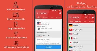 FinchVPN - Free & Premium VPN