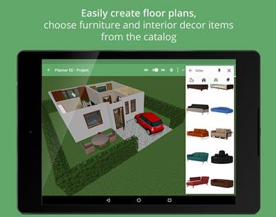 Top 7 Aplikasi Desain Rumah Terbaik untuk Android, Gratis!