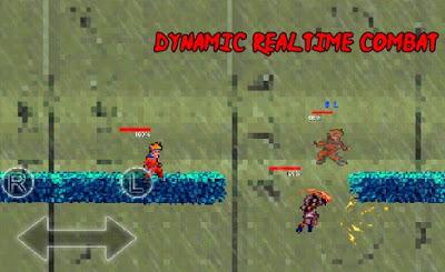 Extreme Ninja Fighting