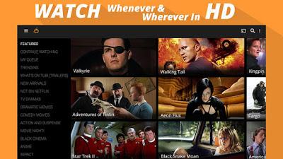 Tubi TV - TV & Film Gratis