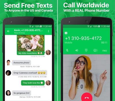 textPlus: Free Text & Calls