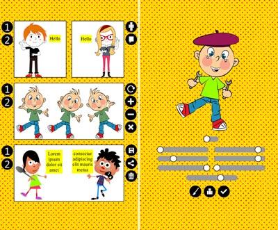 550 Contoh Gambar Komik Hewan Sederhana Gratis