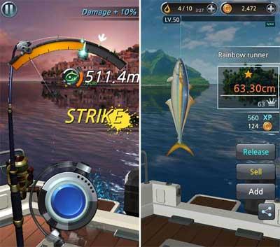 Top 17 Game Memancing Ikan Di Android Terbaik Pilihan Yatekno