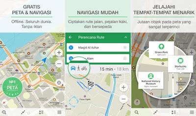 MAPS.ME – Navigation & Maps