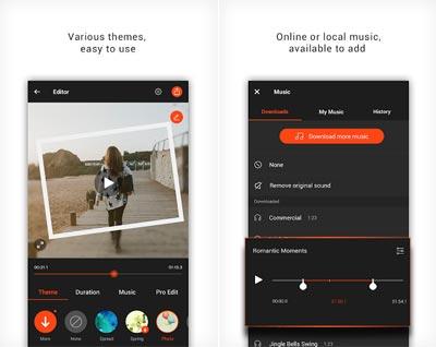 Top 10 Aplikasi Android untuk Menggabungkan Video yang Tangguh