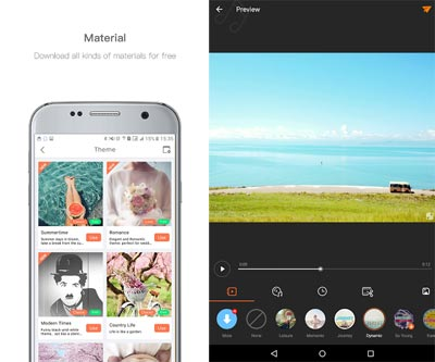 10 Aplikasi Android Untuk Menggabungkan Video Yang Tangguh
