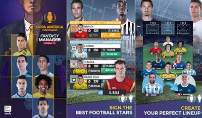 Fantasty Manager Football 2016