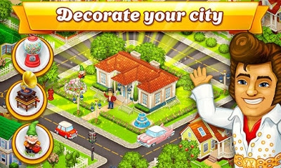 Megapolis City:Village to Town