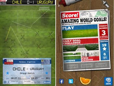Score! Woarld Goals
