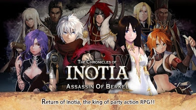The Chronicles Inotia 4: Assasin of Berkel