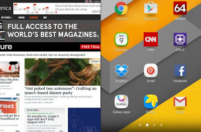 Multi-window Android 7.0 (Nougat)