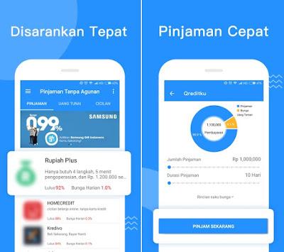 Qreditku - Pinjaman Uang Tanpa Jaminan Online