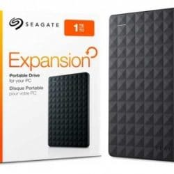 Seagate Expansion Harddisk Eksternal 1TB