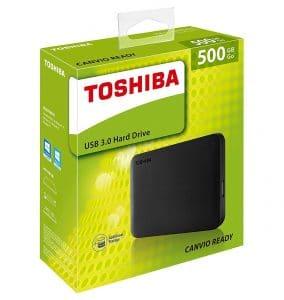 Toshiba Canvio Ready 500GB