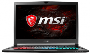 MSI GS63VR 7RG (Elite Version)