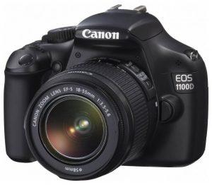 Canon EOS1100D KIT 18-55