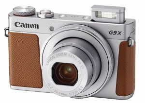 Canon PoweShot G9 X Mark II