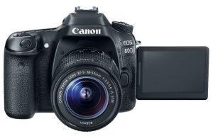Canon EOS 80D Kit II