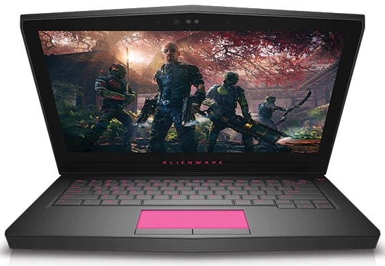 Laptop Gaming Alienware