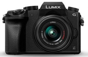 Panasonic Lumix DMC-G7K