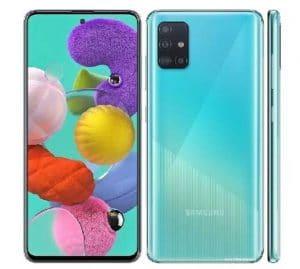 Samsung Galaxy A51 Yatekno